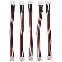 10 Stueck 3S JST-XH Stecker Netzstecker 4 Pin Servo Verlaengerungskabel 15CM