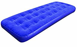 Kingfisher Single Air Bed - Ideal for camping