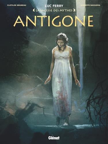 Antigone par Clotilde Bruneau