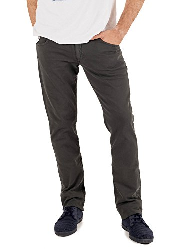 Capitán Denim Herren Slim Jeans Flamingo, grau, WNA x 32L (Herstellergröße:46) Preisvergleich