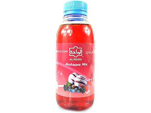Al Waha Molasse Ice Cream 250ml