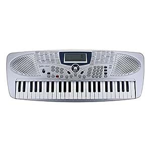 Eagletone MPW37 Clavier arrangeur 49 touches Gris