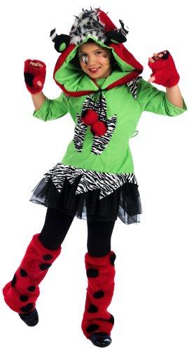 Limit Sport - Disfraz de monstruo Pandora para niña (MI784)
