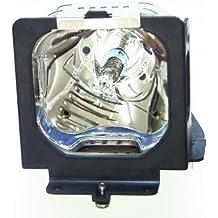 V7 Projektor Beamer Ersatzlampe VPL651-1E  ersetzt LMP55 für Sanyo PLC-XE20 / PLC-XL20