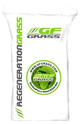 Rasensamen Nachsaat GF Regeneration Grass 5 kg Grassamen Rasensaat von GF bei Du und dein Garten