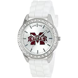 """Game Time Damen COL-FRO-MSS """"Frost"""" Armbanduhr - Mississippi State"""