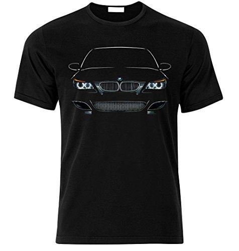 bmw-m5-e60-m-power-fan-t-shirt-t-shirt-xl-noir