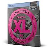 D'Addario EPS170-5 - Juego de cuerdas para bajo eléctrico de acero.045 - .130
