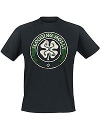 Flogging Molly Distressed T-Shirt black XXL
