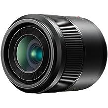 Panasonic 30 mm f/2.8 OIS - Objetivo para cámara EVIL (distancia focal 30 mm, apertura f/2.8), negro