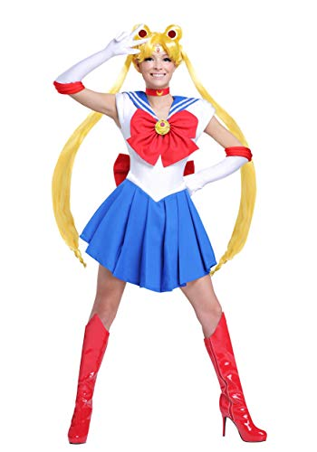 Sailor moon fancy dress costume medium