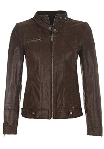 desires-hame-veste-en-cuir-veritable-femme-taillemcouleurtabacco-5050