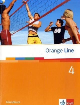 Preisvergleich Produktbild Orange Line / Schülerbuch Teil 4 (4. Lernjahr) Grundkurs