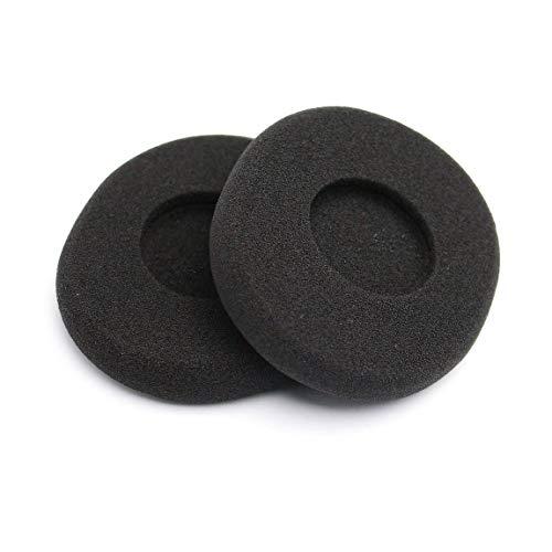 Ersatz-Ohrpolster für Logitech H800, Schaumstoff, geräuschisolierend, Schwarz, 1 Paar Logitech Portable Headset