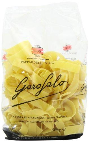 Garofalo Papardelle Nido flach, 3er Pack (3 x 500 g)