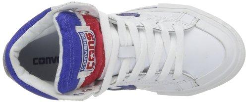 Converse  Pro Blaz Lea Hi,  Sneaker donna Bianco (Weiß (BLANC/BLEU/ROUGE))