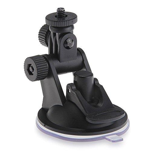 * SODIAL es una marca registrada. Solo el vendedor autorizado de SODIAL puede vender los productos de SODIAL. Nuestros productos va a mejorar su experiencia de la inspiracion sin igual. SODIAL(R)Soporte de Ventosa de coche para camara GoPro Hero GPSM...