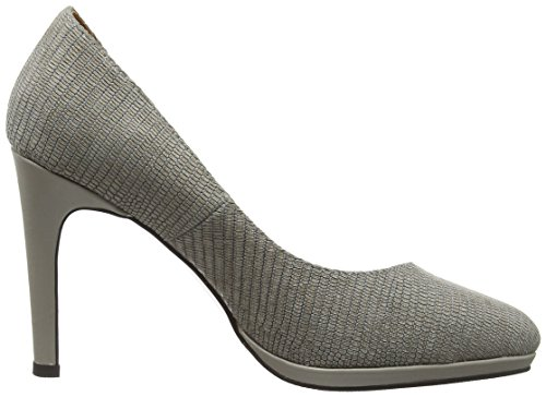 Giudecca Jycx1226-ab6, Escarpins femme gris (BB2-5 Gray)
