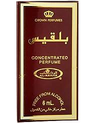 Musc Parfum Al Rehab Balkis 6ml 100% Huile