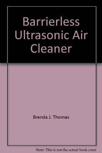 Barrierless Ultrasonic Air Cleaner