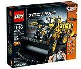 Lego technic Volvo L350F wheel loader 42030 by LEGO