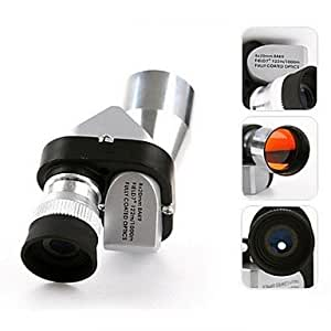 LY 8X 20mm Mini Optical Lens Telescope with Carrying Strap and Pouch