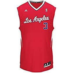 Adidas Camisetas Los Angeles Clippers Paul #3 Multi 2xs
