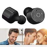 Mini XT1 Wireless Bluetooth 4.2 Headset Sport Kopfhörer 10 Meter Sprachaufforderung (Farbe: schwarz)