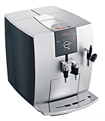 Jura Impressa J7freistehend vollautomatisch Maschine Espresso 2.1L 16tazas Silber-(freistehend, Maschine Espresso Kaffeemaschine, silber, 2,1l, 16Tassen, Kaffeebohnen, gemahlener Kaffee)