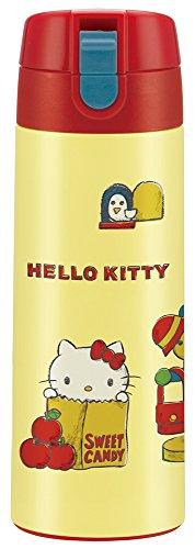 Skaters push stainless steel mug bottle 350 ml Hello Kitty vintage SDP3