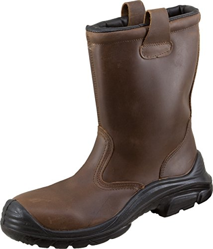 Upower - Bottes de chantier NORDIC PLUS Marron