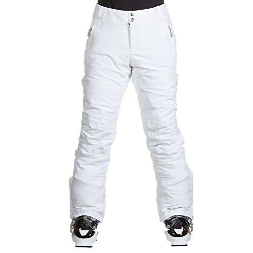 Columbia Pantaloncini sportivi Millennium Blur Ii Pant bianco