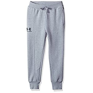 Under Armour Jungen Rival Blocked Jogger Hose