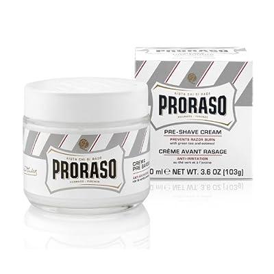 Proraso Pre Shaving Cream for Sensitive Skin - 100ml