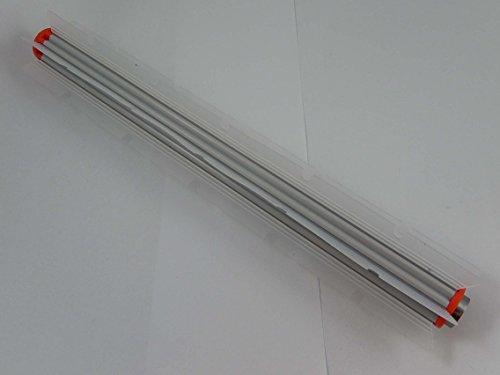 Preisvergleich Produktbild vhbw Bürste Lamellenbürste Teppichbürsten für Staubsauger Neato BotVac Connected wie 945-0120.
