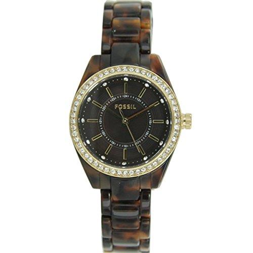 Fossil BQ1196 – Reloj para mujeres, correa de acero inoxidable