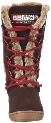 Björn Borg Footwear Watson 01 1141077901, Chaussures basses femme Marron/brun foncé