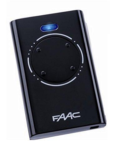 Télécommande FAAC XT4 868 SLH NOIR - FAAC