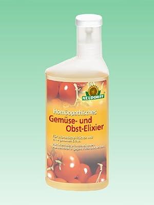 NEUDORFF Homöopathisches Gemüse- & Obst-Elixier 500 ml von Neudorff bei Du und dein Garten