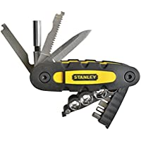 Stanley STHT0-70695 Cuchillo Multi-Tools 14-en-1, Multicolor