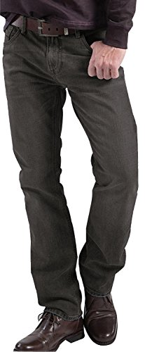 Stooker Hero Denver Regular Straight Stretch Jeans 7105 - Anthra Graphite (33/32)