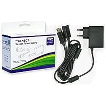 Microsoft Xbox 360 Kinect Netzteil adapter Ladegerät USB Kabel Sensor