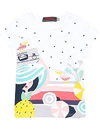 "Catimini Tee-shirt ""A la plage"""