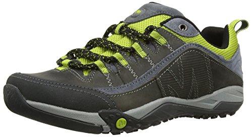 Merrell - Helixer Distort, scarpe da trekking  da uomo, marrone(braun (castle rock)), 43.5