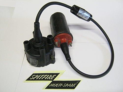 Preisvergleich Produktbild multispark 5 Funken statt von 1 mehr macht einfach mehr M.P.G. 1 Einheit Pro Motor ideal für Wolseley 6 / 110