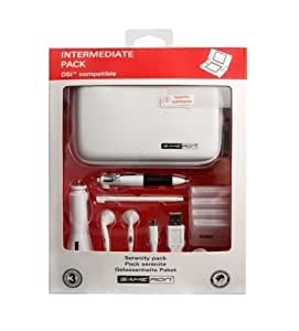 Pack Intermediaire - 12 accessoires Blanc pour DSi