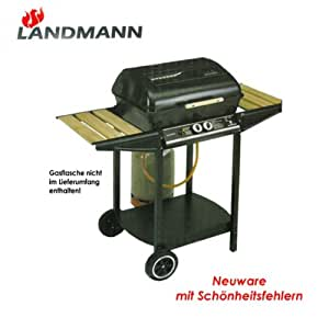 Landmann Gasgrill 12372A Grill B-WARE Grillwagen