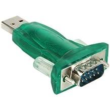 USB 2.0 to Serial RS232 DB9 9 Pin Serial Port Adapter Windows 7 Win7 32 64 Bit