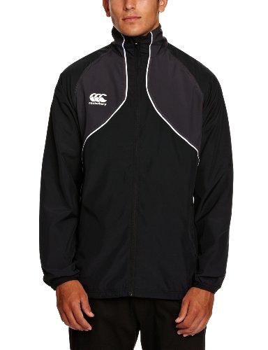 Canterbury CCC Mercury TCR - Giacca sportiva da uomo, nero (nero), L nero - nero