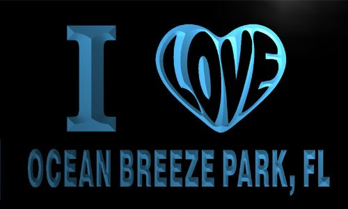 v52314-b-i-love-ocean-breeze-park-fl-florida-city-limit-neon-light-sign